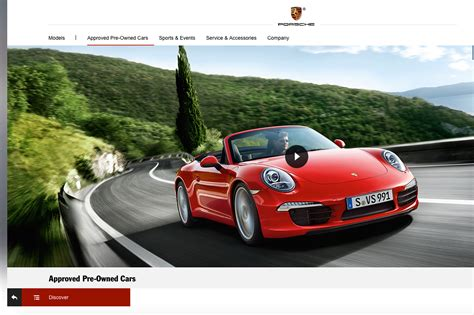 porsche used approved cars uk porsche approved pre owned used scheme approved used car