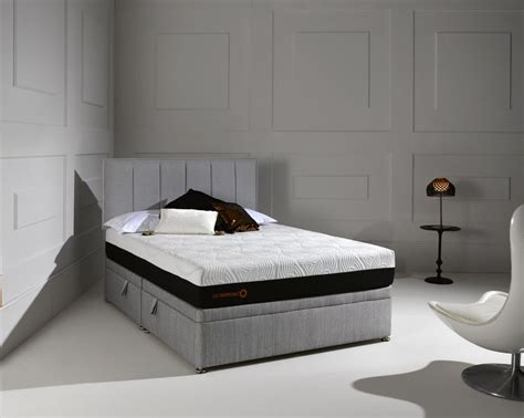 Ottoman Divan Bed by Buy Dormeo Octaspring Ottoman Fabric Divan Bed
