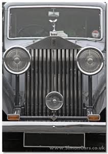 Rolls Royce Grill Simon Cars Rolls Royce 20 25