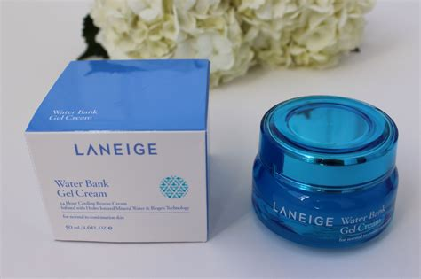 Laneige Water Bank Gel review of laneige water bank gel sparkleshinylove