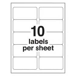 printer label template avery 5163 template word template design