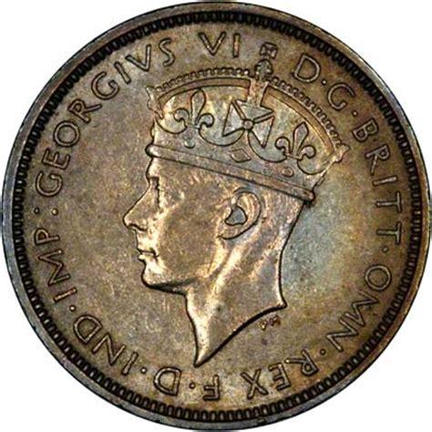 british west africa coins
