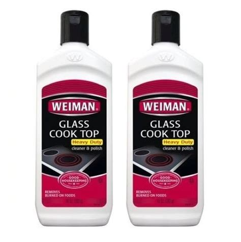 glass cooktop cleaner weiman glass cooktop cleaner heavy duty stove 2