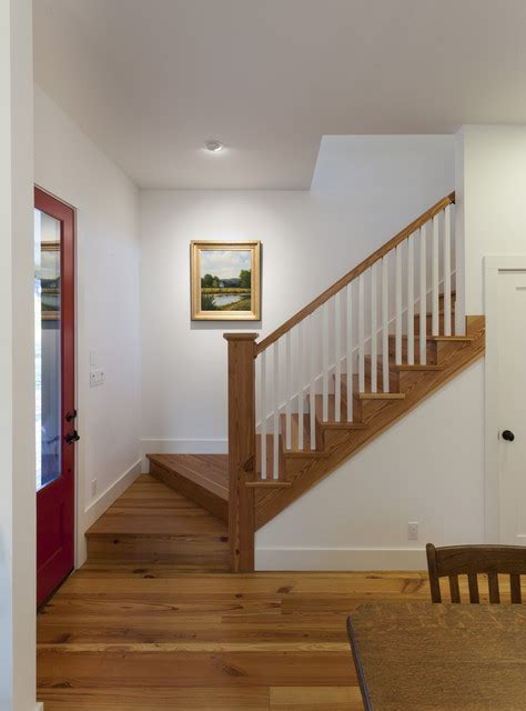 farmhouse stair farmhouse staircase austin