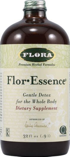 Flora Flor Essence Gentle Detox For The Whole by 1000 Images About Flor Essence On Benefits Of