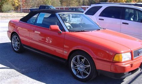 how to sell used cars 1997 audi cabriolet instrument cluster 1997 audi cabriolet information and photos momentcar