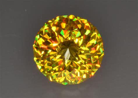 Ellow Orange Sphalerite 9 13ct gem sphalerite 9 13ct quot markoh i noor quot cut sold