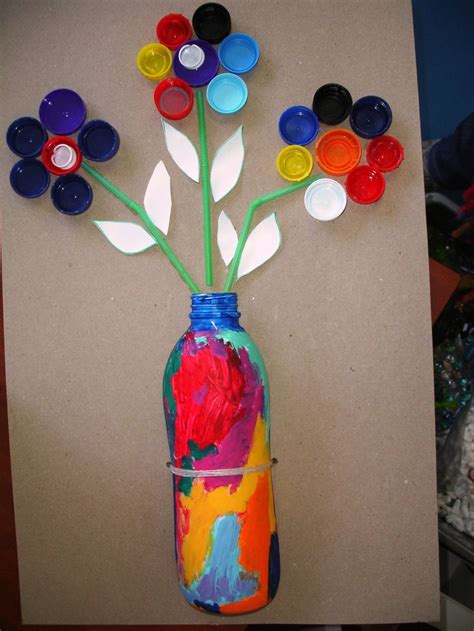 art recycled water bottle pinterest the world s catalog of ideas