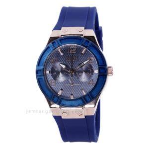 Karet Biru harga sarap jam tangan guess u0571l1 karet biru