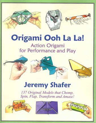 Origami Shafer - origami ooh la la shafer 9781456439644
