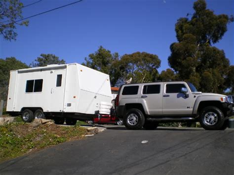 how much can a hummer h3 tow travel trailer cer towing h3 alpha hummer forums