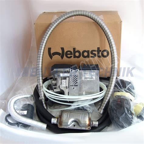 webasto thermo top c water heater central heating kit 12v