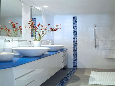blue and white bathrooms blue and white bathroom ideas blue and white bathroom