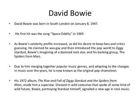 lyrics david bowie david bowie and postmodernism