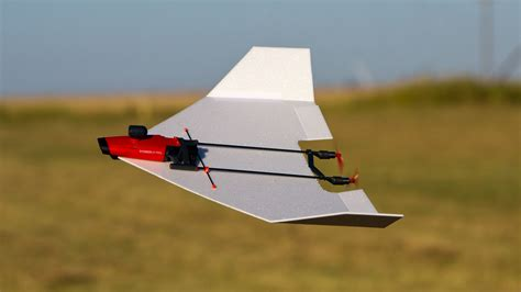 How To Make Rc Paper Plane - tested powerup fpv rc paper airplane tested