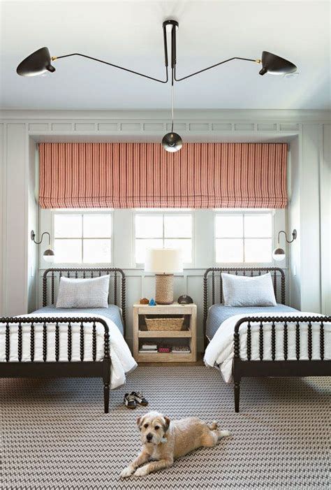 twin beds boy s room tufted headboards kids rooms 25 best ideas about twin beds on pinterest white