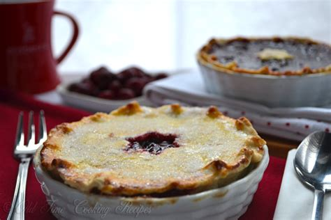 canned cherry pie filling recipe