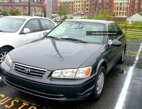 2000 Toyota Camry Ce 2000 Toyota Camry Ce