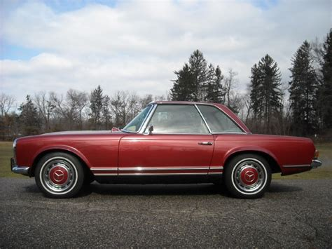 Carriage House Mercedes by 1971 Mercedes 280sl
