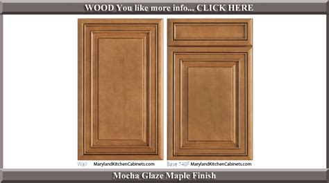 Kitchen Cabinet Styles And Finishes 740 Maple Cabinet Door Styles And Finishes Maryland Kitchen Cabinets Discount Kitchen