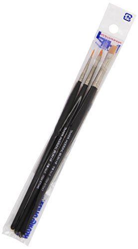 Tamiya Modeling Brush Hf Standard Set tamiya modeling brush hf standard set