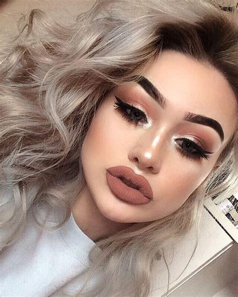 Makeup Faced consulta esta foto de instagram de megfeather 4 688 me gusta makeup makeup