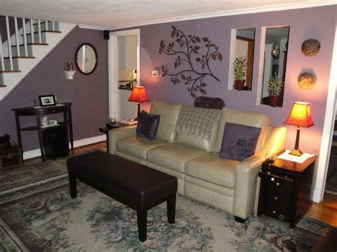 borders for walls living room purple living room with light grey border walls and white trim for the home