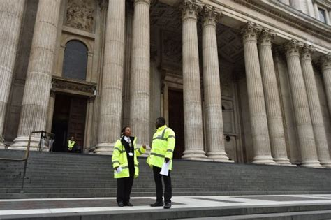 dies after falling from st paul s cathedral balcony bt
