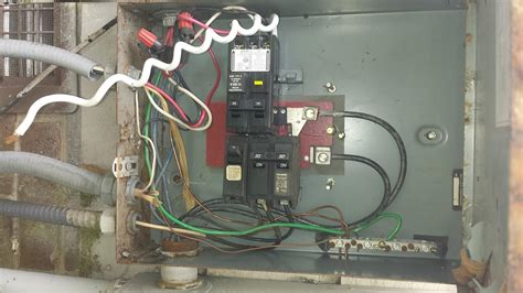 What Size Wire For 60 Tub subpanel 220 tub spa breaker question home improvement stack exchange