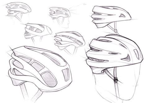 bike helmet design template design bike helmet sketch templates