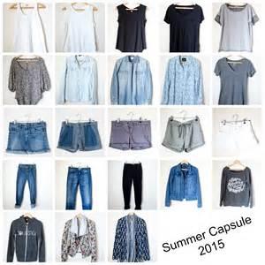 summer capsule wardrobe inspired rd