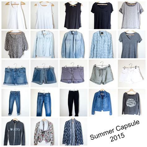 Aurany Rok Denim Rd 06 summer capsule wardrobe inspired rd