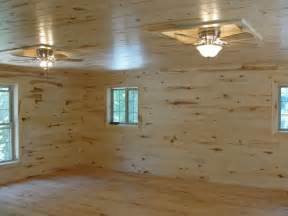 Knotty Pine Ceiling Boards by Knotty Pine Paneling Tongue Groove Woodhaven Log