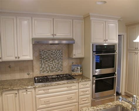 Double Oven Kitchen Design traditional kitchen double ovens design kitchen ideas