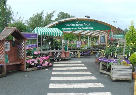 stratford  avon garden centre justgardencentres