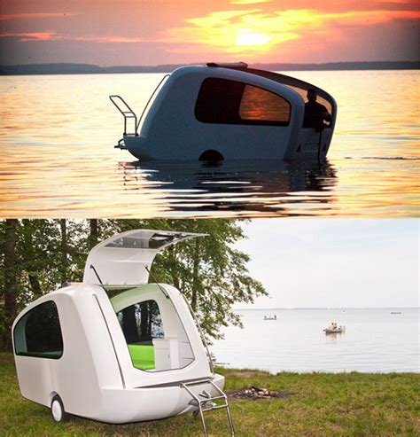 sealander amphibious trailer cer upscout gifts and