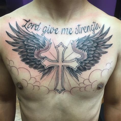 65 best angel wings tattoos designs amp meanings top