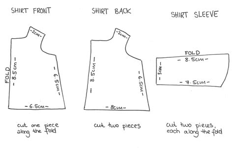 T Shirt Pattern For A Teddy Bear | diy teddy bear wardrobe the ex expat
