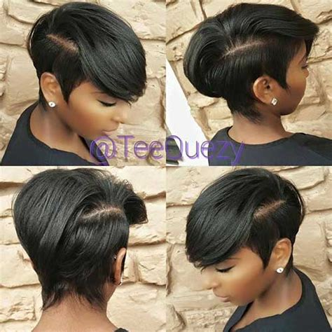 cute short black girls hairstyles 2017 really cute short hairstyles for black women the best