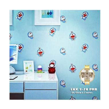 Wallpaper Sticker Doraemon 2 jual wallpaper dinding harga menarik blibli
