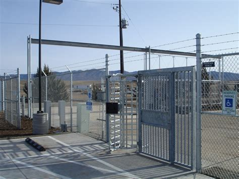 pedestrian swing gate pedestrian openings security gate photo gallery from tymetal