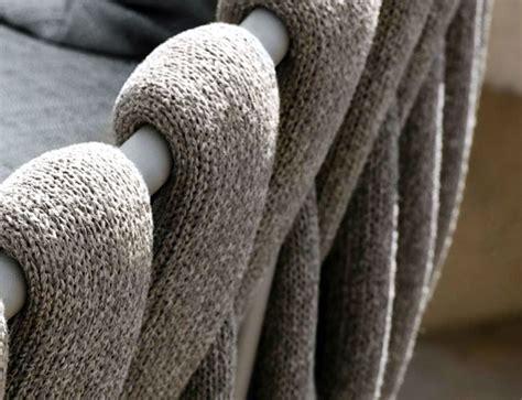 Fabric Outdoor Furniture by Monica Armani   InteriorZine