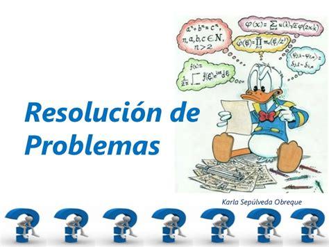 resolucion de intendencia nacional n resoluci 243 n de problemas y heur 237 sticas