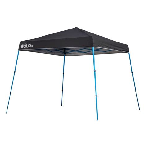 Quik Shade Canopy by Quik Shade 9 Ft X 9 Ft Charcoal Aluminum Compact Instant