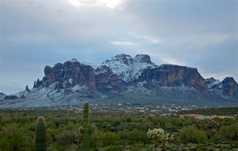 Search Az In Search Of The Proverbial Needle Superstition Mountains Apache Junction Az