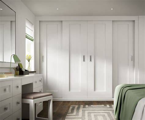 1000 ideas about wardrobe doors on fitted