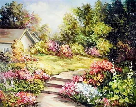 imagenes de paisajes pintados al oleo cuadros modernos pinturas y dibujos paisajes al 243 leo de