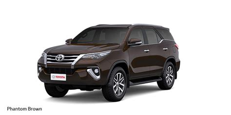New Toyota Fortuner New 2016 Toyota Fortuner India Gt Gt Price Specification