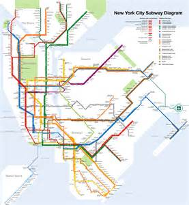 New York Subway Map Pdf by New York Map Pdf Images