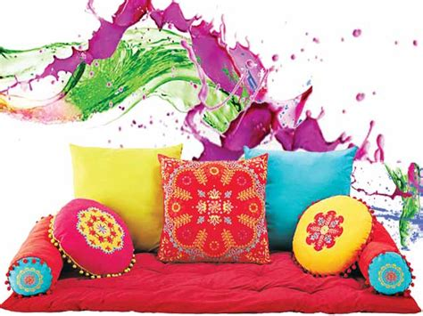holi decoration ideas for office give everyone a holi welcome lifestyle inext live